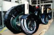 PVC Chainflex, przykładowe przewody